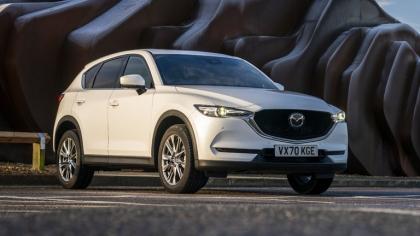 2021 Mazda CX-5 GT Sport - UK version 5