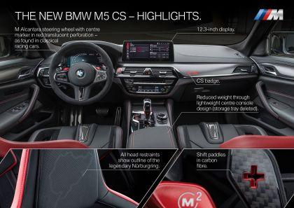 2022 BMW M5 ( F90 ) CS 156