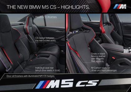 2022 BMW M5 ( F90 ) CS 157
