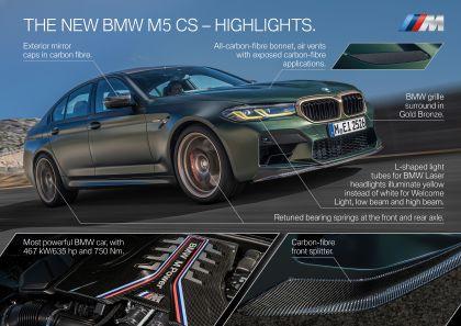 2022 BMW M5 ( F90 ) CS 158