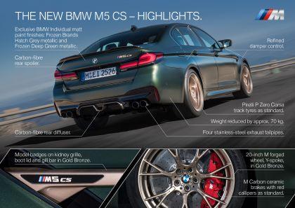 2022 BMW M5 ( F90 ) CS 159