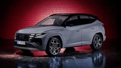 2021 Hyundai Tucson N Line 2