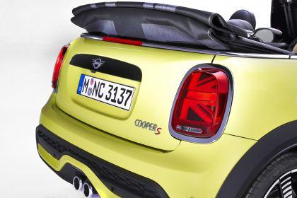 2021 Mini Cooper S convertible 50