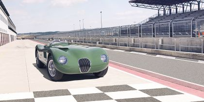 2021 Jaguar C-type Continuation 5
