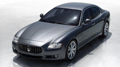 2008 Maserati Quattroporte 4