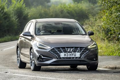 2021 Hyundai i30 - UK version 5