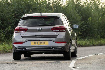 2021 Hyundai i30 - UK version 8