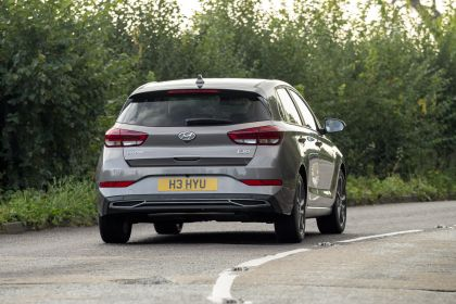 2021 Hyundai i30 - UK version 9