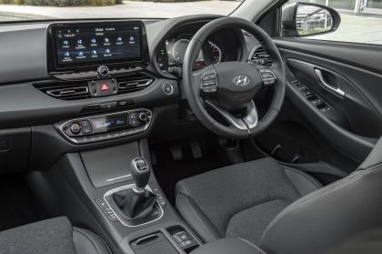 2021 Hyundai i30 - UK version 23
