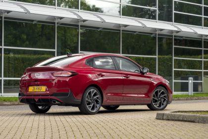 2021 Hyundai i30 Fastback N Line - UK version 3