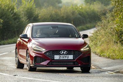 2021 Hyundai i30 Fastback N Line - UK version 4
