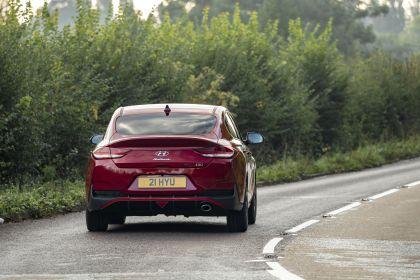2021 Hyundai i30 Fastback N Line - UK version 8