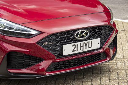 2021 Hyundai i30 Fastback N Line - UK version 9