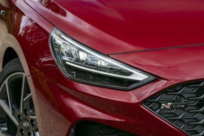 2021 Hyundai i30 Fastback N Line - UK version 10