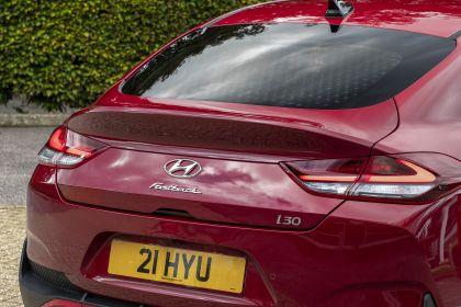 2021 Hyundai i30 Fastback N Line - UK version 11