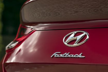 2021 Hyundai i30 Fastback N Line - UK version 12