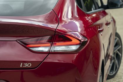 2021 Hyundai i30 Fastback N Line - UK version 13