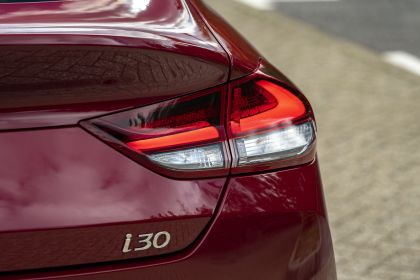 2021 Hyundai i30 Fastback N Line - UK version 14