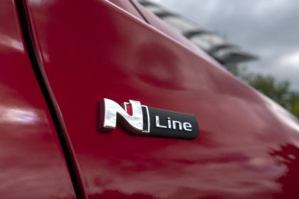 2021 Hyundai i30 Fastback N Line - UK version 15