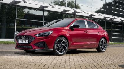 2021 Hyundai i30 Fastback N Line - UK version 6