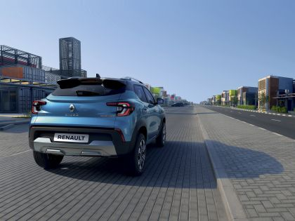 2022 Renault Kiger 10
