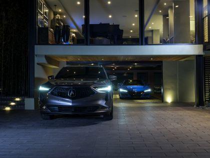 2022 Acura MDX Advance 23