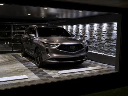 2022 Acura MDX Advance 25