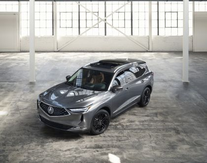 2022 Acura MDX Advance 27