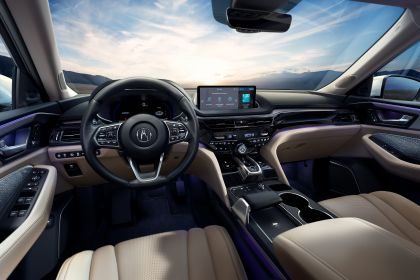 2022 Acura MDX Advance 101