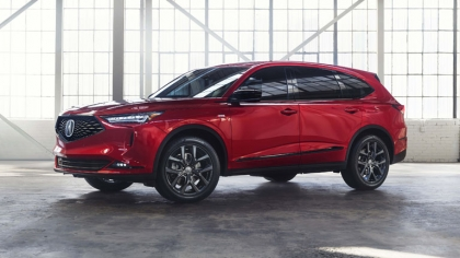 2022 Acura MDX A-Spec 8