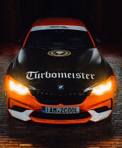 2021 BMW M2 ( F87 ) CSL Turbomeister Edition by Marc Rutten 5