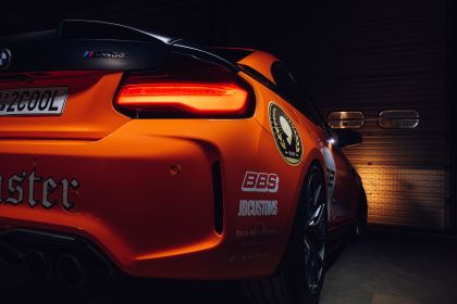 2021 BMW M2 ( F87 ) CSL Turbomeister Edition by Marc Rutten 7