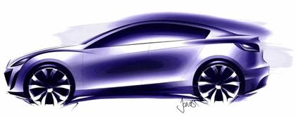 2008 Mazda 3 sketches 2