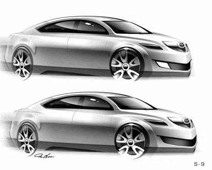 2008 Mazda 3 sketches 6