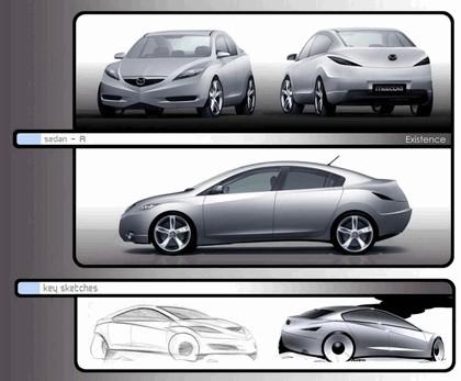 2008 Mazda 3 sketches 8