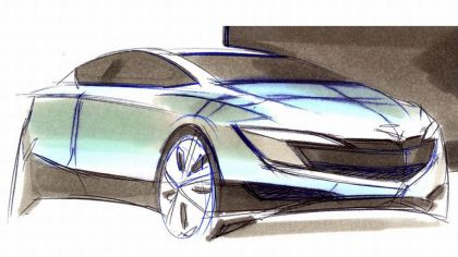 2008 Mazda 3 sketches 1