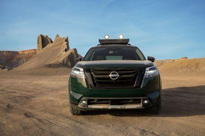 2022 Nissan Pathfinder 3