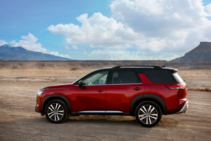2022 Nissan Pathfinder 11