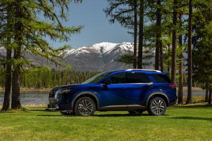 2022 Nissan Pathfinder 45