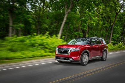 2022 Nissan Pathfinder 70