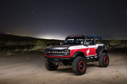2021 Ford Bronco 4600 race vehicle 1