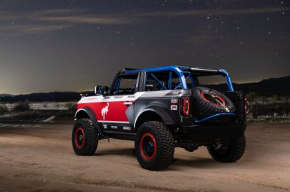 2021 Ford Bronco 4600 race vehicle 3