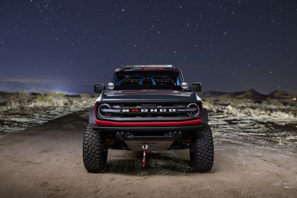 2021 Ford Bronco 4600 race vehicle 4