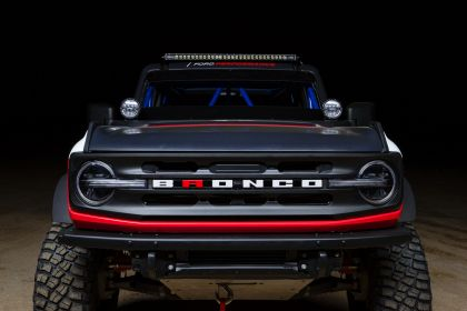 2021 Ford Bronco 4600 race vehicle 5