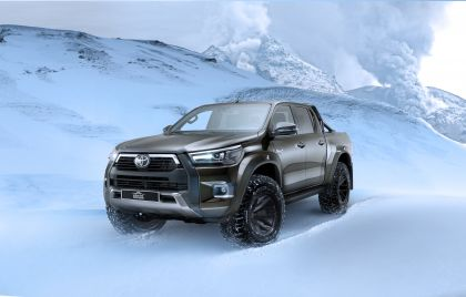 2021 Toyota Hilux AT35 1