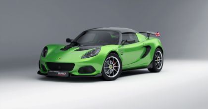 2021 Lotus Elise Cup 250 final edition 1