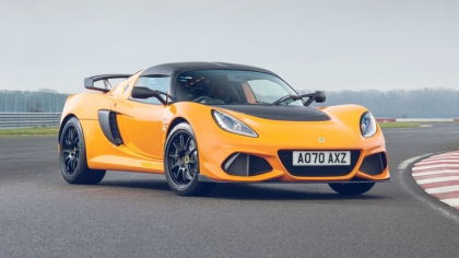 2021 Lotus Exige Sport 390 final edition 1
