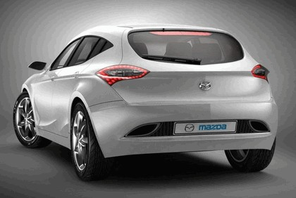 2008 Mazda 3 concept 2