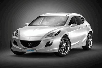 2008 Mazda 3 concept 3
