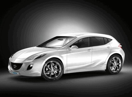 2008 Mazda 3 concept 5